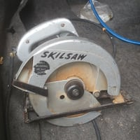 gray and black circular saw null