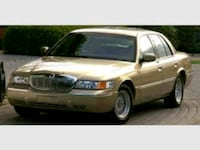 Mercury - Grand Marquis - 2001 Oklahoma City, 73139