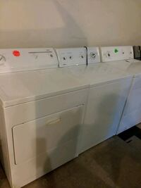 Kenmore washer and dryer excellent condition 4months warranty