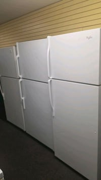White top and bottom refrigerators in great condit Randallstown