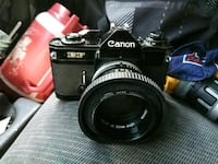Canon EF 35mm SLR Camera with 50mm lens Vancouver, 98661