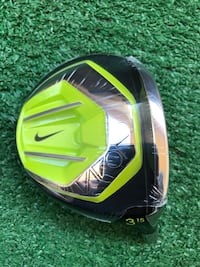 NEW IN PLASTIC - TOUR ISSUE - Nike Vapor Speed 3 Wood HEAD ONLY