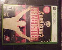 Xbox 360 Prizefighter case