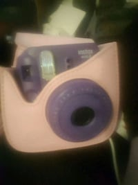 Insta mini 8 purple with pink case  Woodstock, N4S 4C2