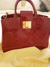brown and red Louis Vuitton leather tote bag Mesa, 85212