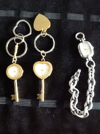 Charming key chain watches