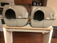 LARGE omega paw roll n clean litter boxes Edmonton, T5P