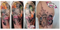 TATTOO SPECIALS. Artist in Vancouver