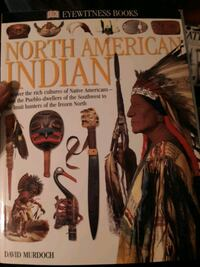 Book about natives Americansn
