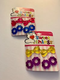 Sweet Things Hair Clips-2pack Mississauga
