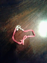 Pink and silver bracelet Capitol Heights, 20743