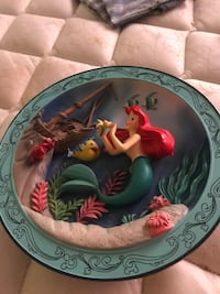 Little mermaid 3D plate  Frederick, 21703