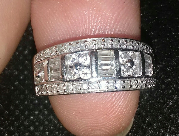 Used 1 2k diamond engagement ring for sale in Knoxville - letgo ed3fd5bb20