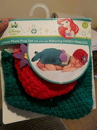 Disney Ariel baby set Albuquerque, 87102