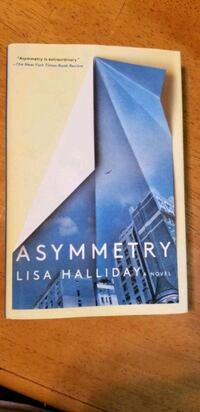 Asymmetry (payment through PayPal) Saratoga Springs