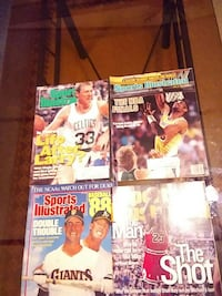 Sport mags.  Many choices Clanton, 35045