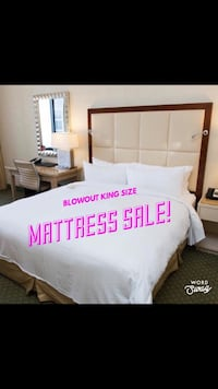 King/Full- size bed set (Everything Included) New Orleans, 70117