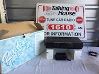 Talking House Radio Transmitter Irvine, 92618