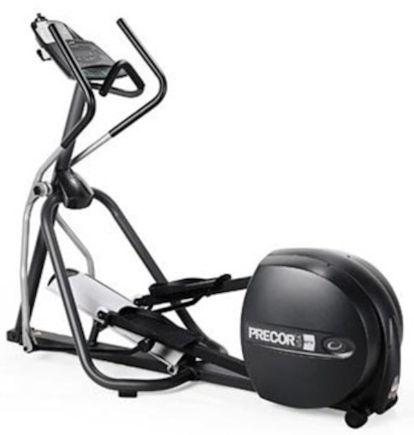 True Z5 Elliptical Power Cord: Used Black And Gray Elliptical Trainer For Sale In