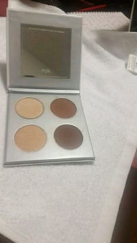 white and brown makeup palette Toronto, M3A