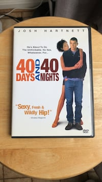 40 Days and 40 Nights DVD Movie Laurel