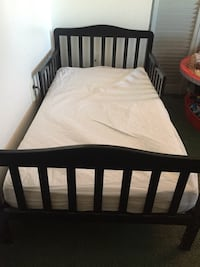 Black Toddler Bed Rancho Cucamonga, 91737
