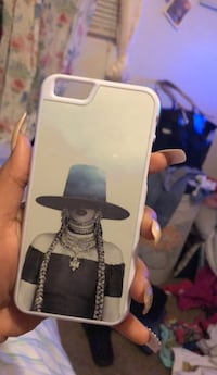 white and black iPhone case Knoxville, 37917