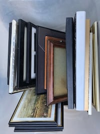 Various size picture frames Lockport, 70374