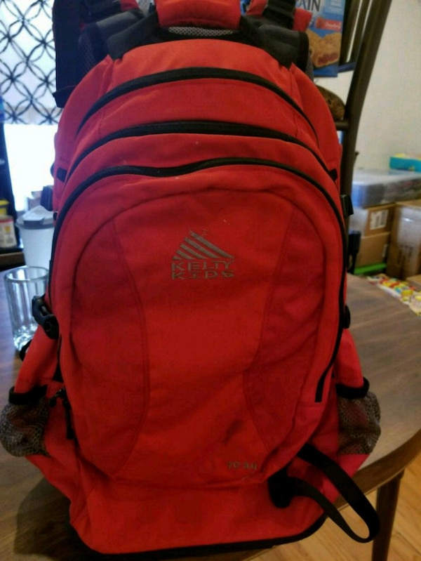 2bf14adc2851 Used Kelty kids backpack carrier. for sale in Rutherford - letgo