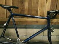 black and blue mountain bike Los Angeles, 90019