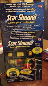 Star Shower Laser Light 3128 km