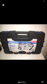Mastercraft Socket and Tool Set