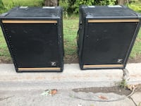 Pair of Yorkville YS-112 Loud Speakers Toronto, M5M 1M2