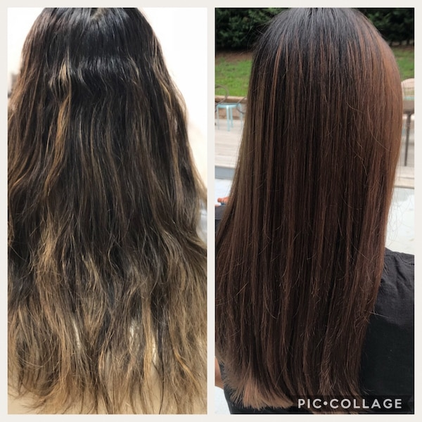 Hair Styling Services Hair Extensions Highlights Lowlights