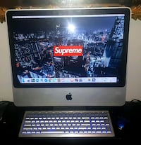 IMac . 20 inch Core Duo 2, Upgraded OS X! Vancouver, V5M 1G3