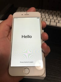 Unlocked iPhone 6 16 GB Rose Gold Saint Adolphe, R5A