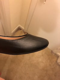 Size 7 black flats Rockville, 20855