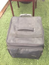 black rectangle luggage La Habra, 90631