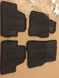 BMW - 4 series - All Weather Mats