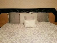 white and gray floral bed cover Deltona, 32725