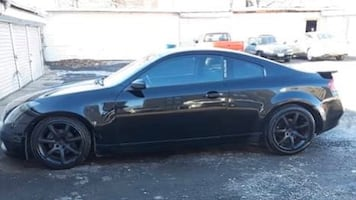 2004 Infiniti G35 Sport Coupe Leather