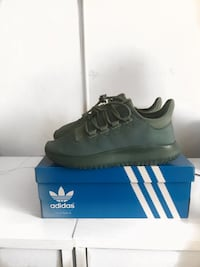 Adidas Tubular Olive Green size 5 1/2 Upper Chichester, 19014