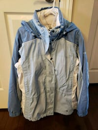 COLUMBIA JACKET WITH INSIDE LINER Sherwood Park, T8A 0R6