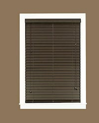 Whole Home Fauxwood (PVC) Blinds Markham, L3T 1A4