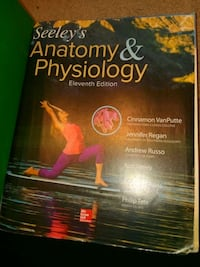 Seeley's Anatomy and Physiology 11e & lab manual Fayetteville, 28304