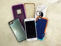 iPhone 6s 64GB + Mophie charging case, Lifeproof case & More! Toronto, M2M 2J9