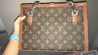 Bag louis vuitton monogram canvas Vintage