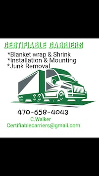 Professional Moving Company @ CERTIFIABLE CARRIERS