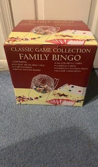 Bingo Set Olney, 20832