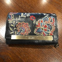 Patricia Nash Wallet - 100% leather Whitby, L1N 5M2
